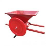 Zdrobitor de struguri manual MINIENO Smalto, 300-500 kg/h, vopsit