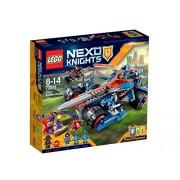 LEGO 70315 - Nexo Knights Il Rompilama di Clay