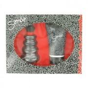 Perfumers Workshop Samba Eau De Toilette Spray + Shower Gel Gift Set Men's Fragrance 457190