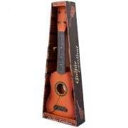 Big Homes Brown 18 inch 4-String Acoustic Guitar Kids Educational Toy