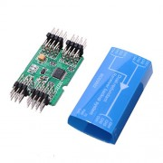 Dual-redundance Receiver Backup System RCD3022 For RC Helicopter