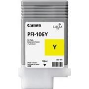 Cartus Canon PFI-106 Galben 130ml IPF6400 IPF6450