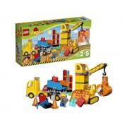Lego Конструктор Lego Duplo 10813 Лего Дупло Большая стройплощадка