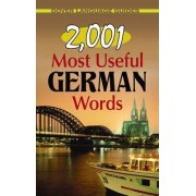 2, 001 Most Useful German Words by M. Charlotte Wolf