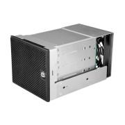 Lian Li EX-H34SX 3.5quot; SATA/SAS HDD Rack - All Black (4x HDD)
