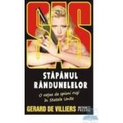 Stapanul randunelelor - Gerard de Villiers