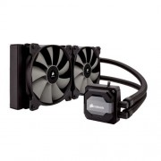 Corsair Hydro H110i GT CW-9060019-WW Sistema di Raffreddamento a Liquido per CPU All-in-One Extreme Performance con Adiatore da 280mm