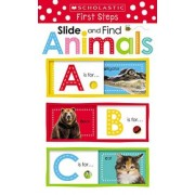 Slide and Find ABC Animals (Scholastic Early Learners: Slide and Find) by Inc. Scholastic