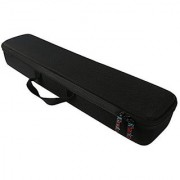 Khanka EVA Hard Case Travel Bag for C. A. H. Card Game with 5 Moveable Dividers - Best Protection for Cards Against Non