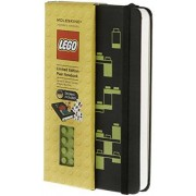 MOLESKINE S.R.L. Limited edition lego - pocket notebook, yellowfish green brick