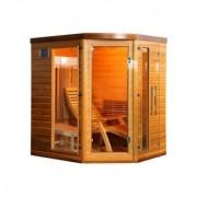 Sauna cu infrarosu Sanoechnik Optimal, 172x136x190 cm -H303320