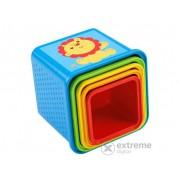 Jucărie pentru bebeluși Fisher Price, cuburi cu animăluțe