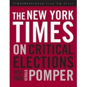 The New York Times on Critical Elections by Gerald M. Pomper