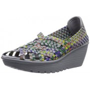 Skechers Parallel Unbeweavable sandalias abiertas de material sintético mujer