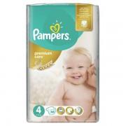 Scutece Pampers premium care 4 jumbo pack 66 buc pentru 8-14 kg