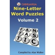Chihuahua Nine-Letter Word Puzzles Volume 2 by Alan Walker