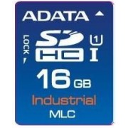 Cared de memorie A-DATA IDC3B MLC, SDHC, 16GB, -40 - +85C