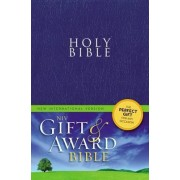 NIV Gift and Award Bible by Zondervan Publishing