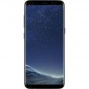Telefon mobil Samsung G955F Galaxy S8 PLUS, 4G, RAM 4GB, Stocare 64GB, Black