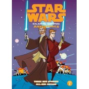 Star Wars: Clone Wars Adventures, Volume 1 by Haden Blackman