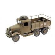 Ninety-four formula six-wheel automatic wagon box-luck cab hard top (1/35 scale plastic model kit FM30) (japan import)