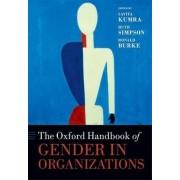 The Oxford Handbook of Gender in Organizations by Savita Kumra