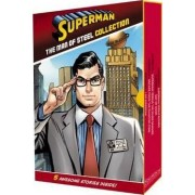 DC Comics: Superman: Man of Steel Collection (5 Hb Readers)