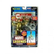 Marvel Legends Series 14 figura de acción 1st apariencia oro Iron Man variante