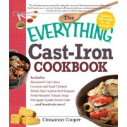 Everything Cast-iron Cookbook by Cooper