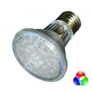 Lâmpada PAR20 LED 18 Leds 127V Multicolor RGB