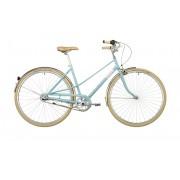 Creme Caferacer Uno Bicicletta da città 3-speed turchese 55 cm City bike