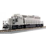 Kato USA Model Train Products EMD SD40 2 Mid Production Model Locomotive (ATSF Body Style)