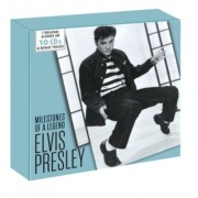 Milestones Of A Legend (10CD-Box)