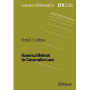 Numerical Methods for Conservation Laws by J.LeVeque Randall