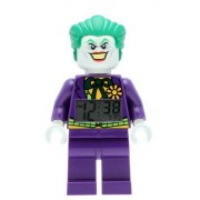 Lego Dc Super Heroes Le Joker Figurine Réveil Digital - 9007309