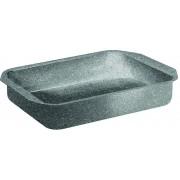 Bialetti Madame aluminium tepsi kőhatású bevonatal 30x22 cm-es - 138006