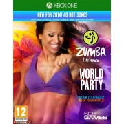 Zumba Fitness World Party Kinect Xbox One
