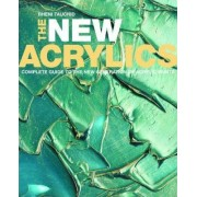 The New Acrylics by Rheni Tauchid