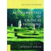 The Voice of Reason by Burton F. Porter