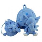 Hauptstadt Koffer Tierrucksack Elefant