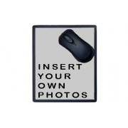 Blank Photo Mouse Mats