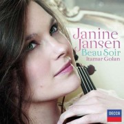 Janine Jansen - Beau Soir (0028947822561) (1 CD)