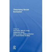 Theorising Social Exclusion by Ann Taket