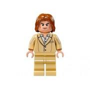 GENUINE Lego DC Superheroes LEX LUTHOR Minifigure - SPLIT from 76046 set