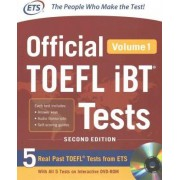 The Ultimate TOEFL iBT (R) Test Prep Savings Bundle by Educational Testing Service