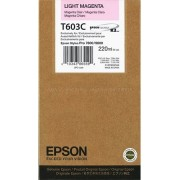 T603C Tintapatron StylusPro 7800, 9800 nyomtatókhoz, EPSON világos vörös, 220ml Stylus Pro 7800 Stylus Pro 9800