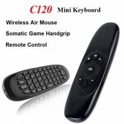Въздушно дистанционно управление с жироскоп и клавиатура 2,4Ghz