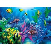 Springbok Lions of the Sea Jigsaw Puzzle 100-Piece