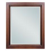 Spiegel aus Holz