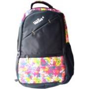 vektek 15.6 inch Laptop Backpack(Black)